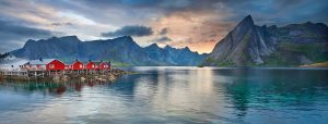 Lofoten, Norge » Firmatur & Event » Connections AS