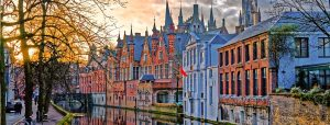 Brugge, Belgia » Firmatur & Event » Connections AS