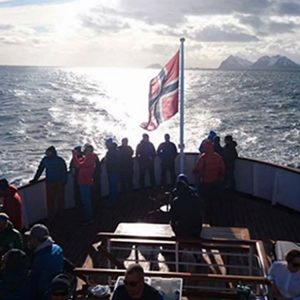 Topptur på Norges tak - Hurtigruten Ski & Sail - Connections
